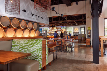 California Pizza Kitchen, Irvine Company Retail Properties