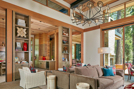 Tahoe Family Retreat, Sarah Jones Interior Design