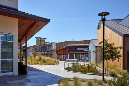 The Orchards, Lowney Architecture